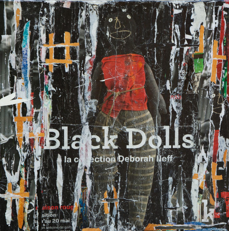 Dominique Kerkhove (DomKcollage) - Black Dolls