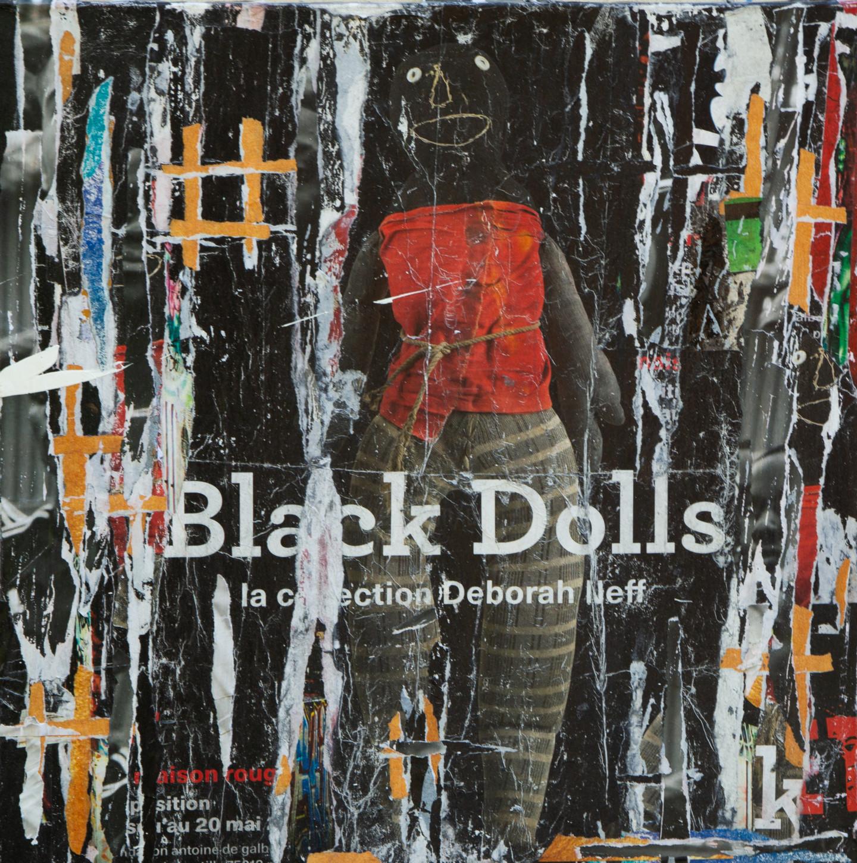 Dominique Kerkhove (DomKcollages) - Black Dolls