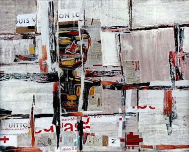 Basquiat on the walls of Paris - 1 -